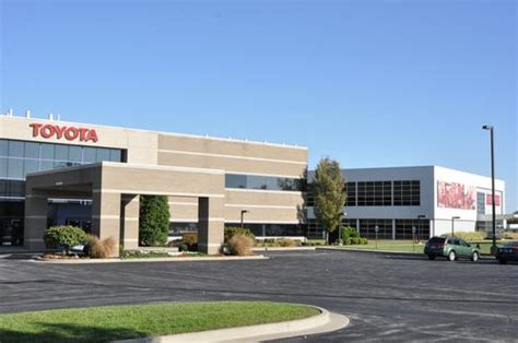 Toyota Plant Indiana Toyota Motor Manufacturing Indiana Inc Tmmi Fact