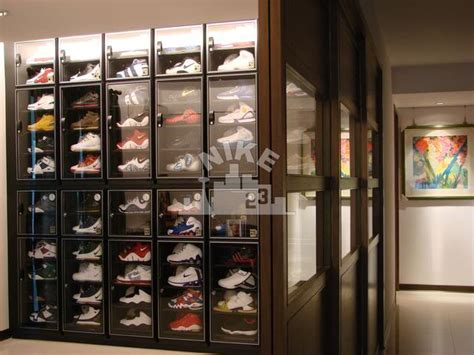 8 storage ideas for your extensive shoe collection home nikecity23 shoe collector eureka tech auto box