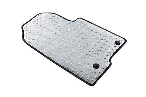 Plate Floor Mat by Intro Tech Automotive Plate Auto Mat Floor Mats