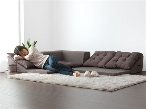 floor sofa 27 splendidly comfortable floor level sofas to