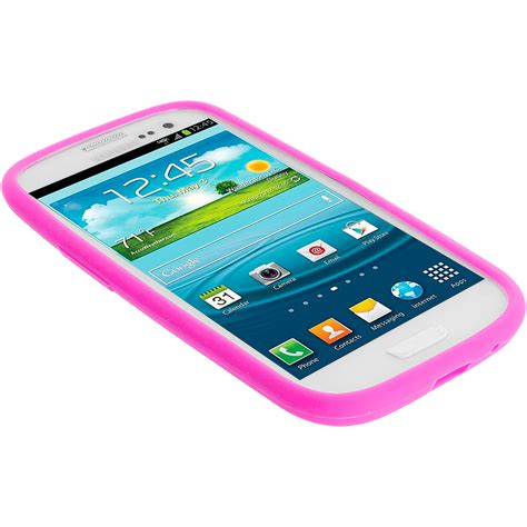 Shape Silicone Samsung Galaxy Siiii9300 Baby Blue silicone rubber gel color skin for samsung galaxy s iii s3 i9300 phone ebay
