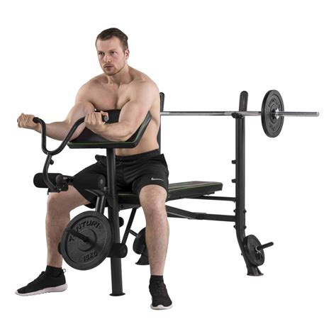 muscle bench wb40 weight bench tunturi new fitness