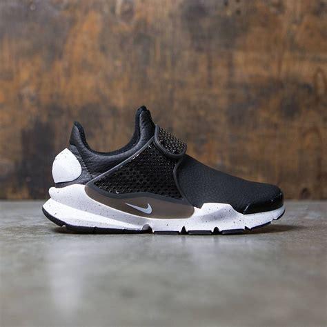 Nike Sock Dart White nike wmns nike sock dart prm black white black
