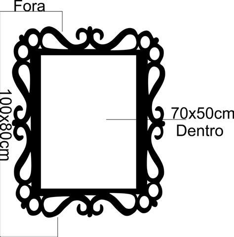 molde para imprimir de espelho provencal molduras moldura proven 231 al em mdf para espelho ou foto sob medida