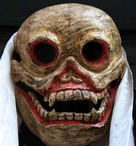 history of new year masks things 187 archive 187 five creepiest masks in all
