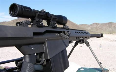 Airsoft Gun Sniper Barret M107 photos of the 50 cal barrett m82 m107 rifle thechive