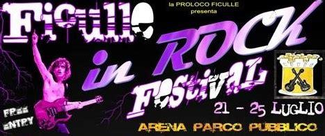 dal 21 al 25 luglio ficulle in rock festival 2010