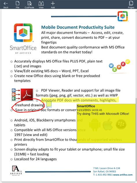 Smart Office 2 by скачать Smart Office 2 2 4 29 для Android