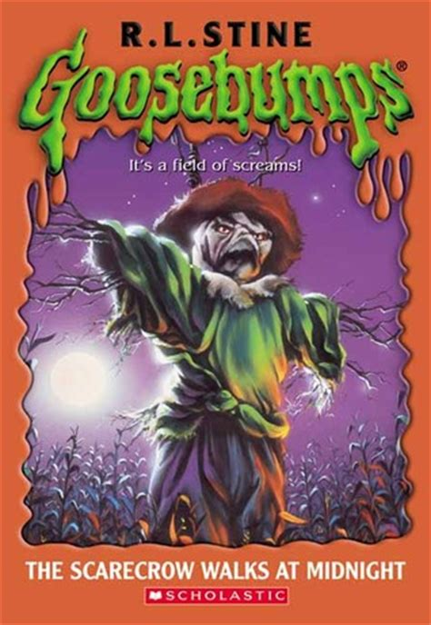 midnight books the scarecrow walks at midnight goosebumps 20 by r l