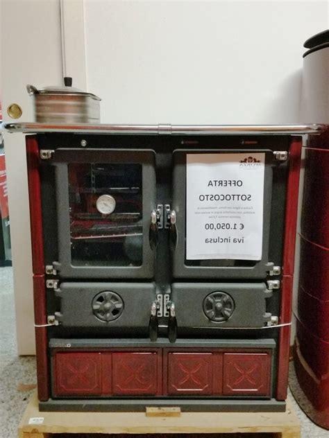 cucine a legno cucina a legna economica nordica mod rosetta within cucine