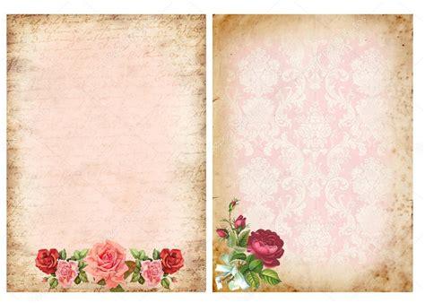 fondos vintage con rosas foto de stock 169 karissaa 63290445