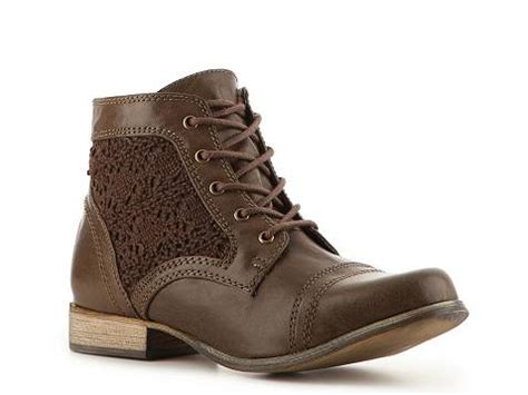 wanted brave bootie dsw