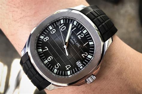 My Patek Philippe Aquanaut ? David's Watch Story