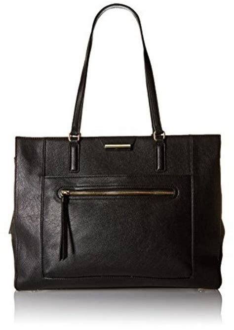 nine west nine west just zip it tote bag black one size