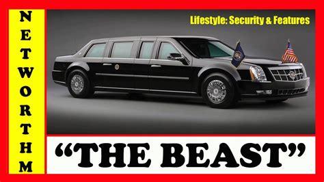 The Beast Auto by Us President Car The Beast Cadillac Car S Security