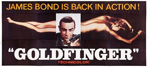 film james bond film james bond film review goldfinger 1964 sean connery