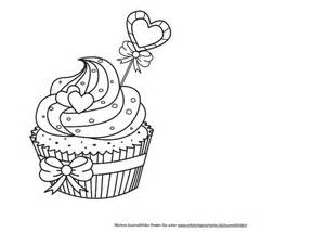 Cupcake And Basteln On Pinterest sketch template