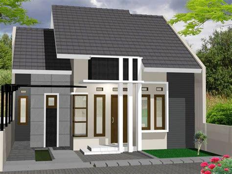 eksterior dan interior desain rumah minimalis berkonsep sederhana renovasi rumah net