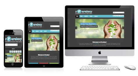 What Is A Responsive Template by Zparalexy Free Responsive Html5 Theme Zerotheme