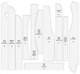 adirondack chair templates free woodworking project plans templates slo tech us