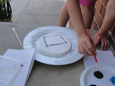 fresco kids get arty creating a fresco with