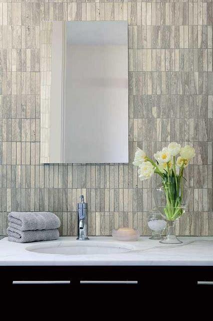 vertical glass tile backsplash vertical backsplash tiles bathrooms