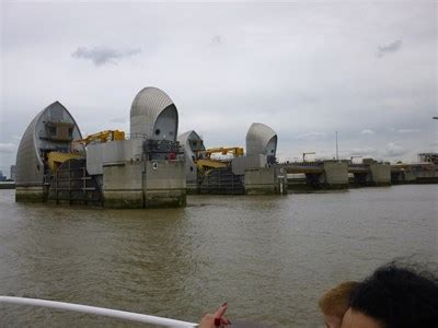 thames barrier visitor centre thames barrier visitor centre london great britain