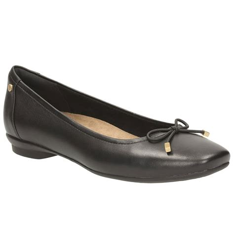 clarks candra light womens wide casual shoes
