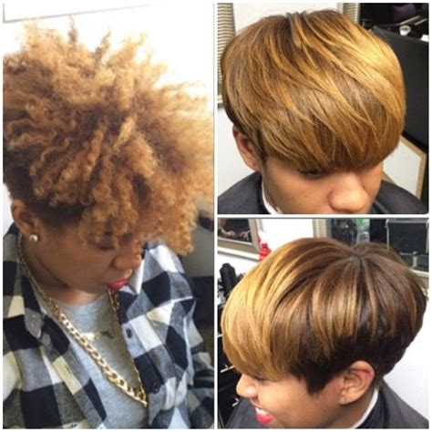 blow out on natural short black tapered 25 best ideas about tapered natural hair on pinterest