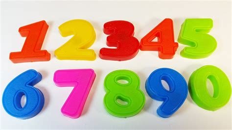 magnet plastic numbers 12345678910 english magnetic 12345