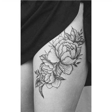 tumblr flower tattoos flower pictures to pin on tattooskid