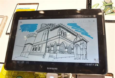 sketchbook pro on samsung galaxy note 10 1 on samsung galaxy note 10 1 galaxy tab 2 10 1
