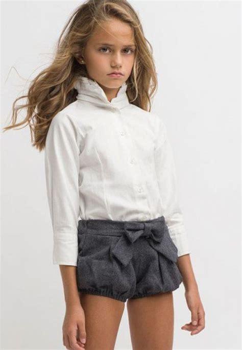 tween models un m 225 s de 1000 ideas sobre moda para ni 241 os peque 241 os en