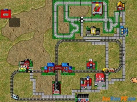 train layout game pc lego loco build your rail road train system and deliver