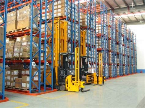 Normal Rack by High Density Drive In Racking With No Beam Racking China
