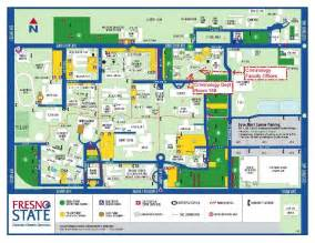 Fresno State Map by Fresno State Map Map2