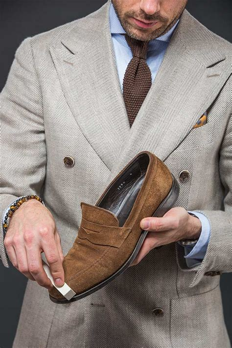 how to clean suede shoes he spoke style
