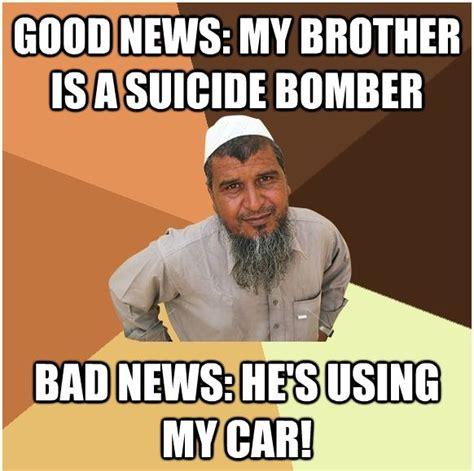 Terrorist Memes - terrorist meme good news picture ebaum s world