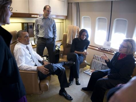inside air force one obamas bushes clinton bond inside air force one obamas bushes clinton bond on way to mandela memorial abc news