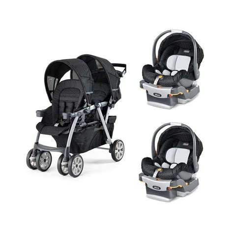 car seat and stroller together chicco cortina together travel system stroller