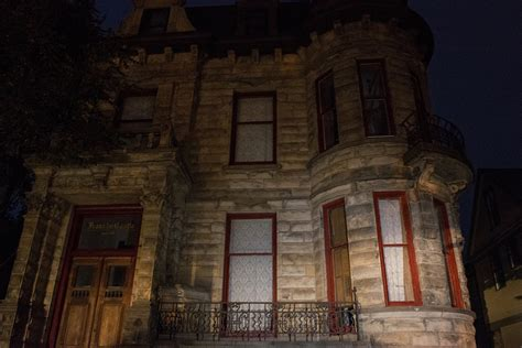 haunted houses in ohio the scariest haunted houses in the us and the stories behind them