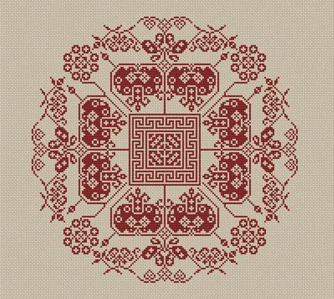 counted cross stitch ornament free patterns instant downloadfree shippingcross stitch pattern
