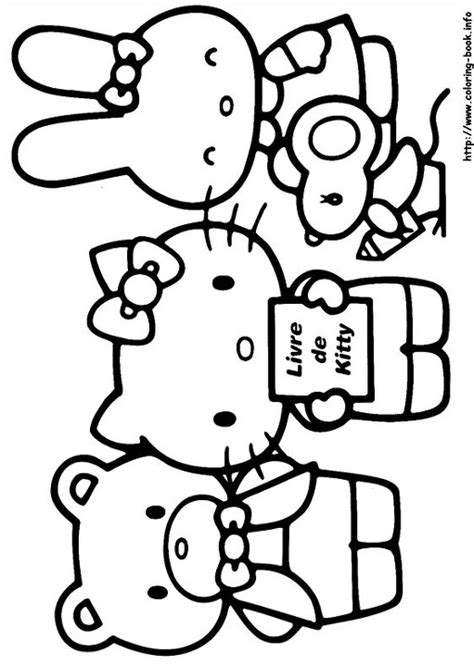 coloring pages printable hello kitty 5 ace images 은지수현의 블로그 헬로키티 색칠공부 hello kitte coloring page