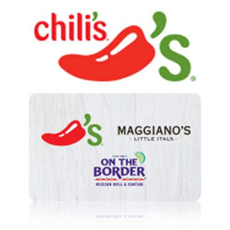 Chili S Gift Card - buy chili s grill bar gift cards at giftcertificates com