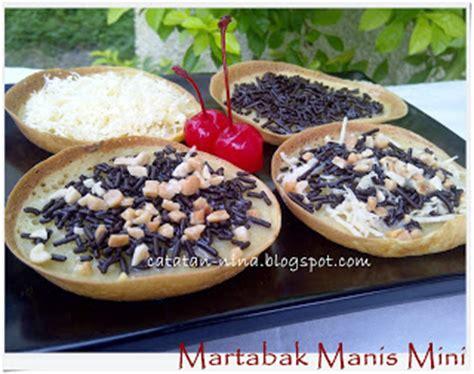cara membuat martabak manis mini ncc martabak manis mini tanpa ragi resep kue masakan dan