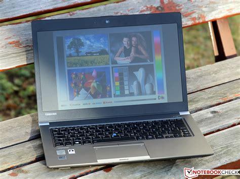 review toshiba port 233 g 233 z30 a 12u notebook notebookcheck net reviews