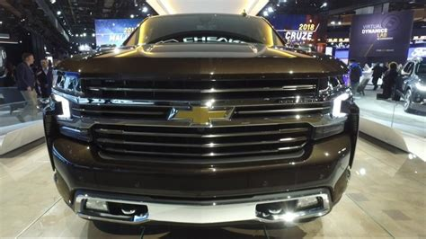2020 chevrolet suburban detroit auto show 2020 chevrolet silverado 2500hd redesign cool car stuff
