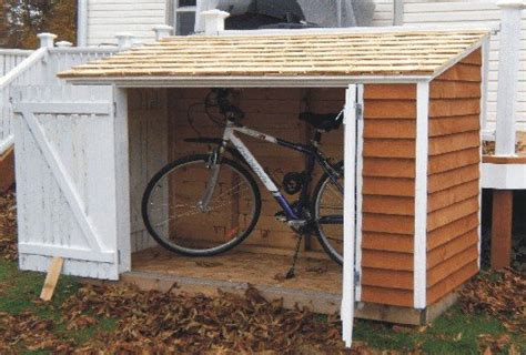 Bike Storage Shed Plans by Adirondack Guide Boat Building Plans Wooden Bike Shed