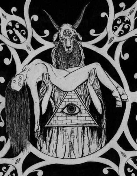 illuminati goat la sentinella meditabonda il baphomet