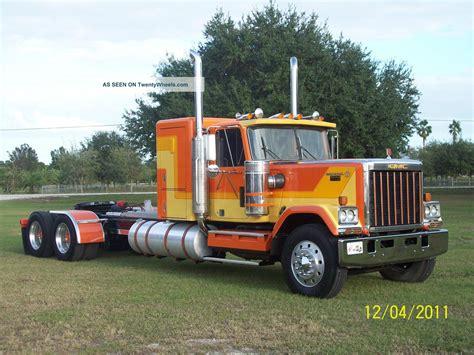 gmc semi truck 1988 gmc general